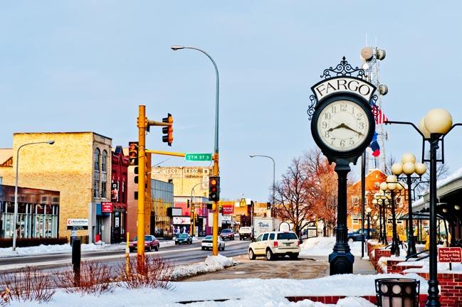Getting to Fargo from Las Vegas | Fargo to Las Vegas