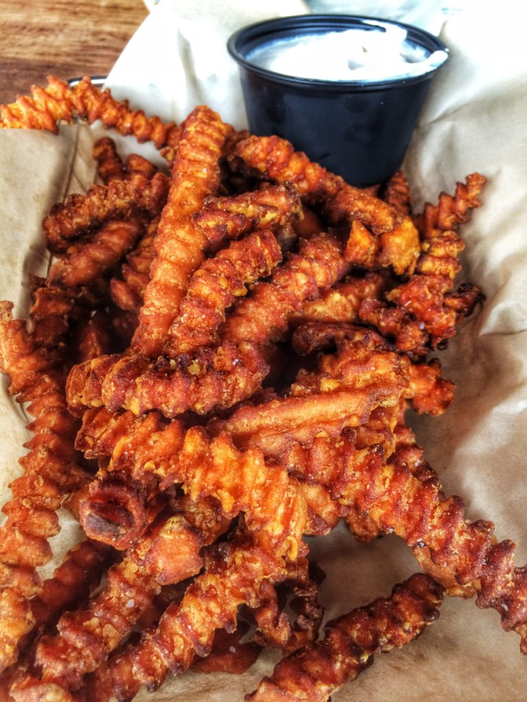 Wurst Bier Hall - Sweet Potato Fries