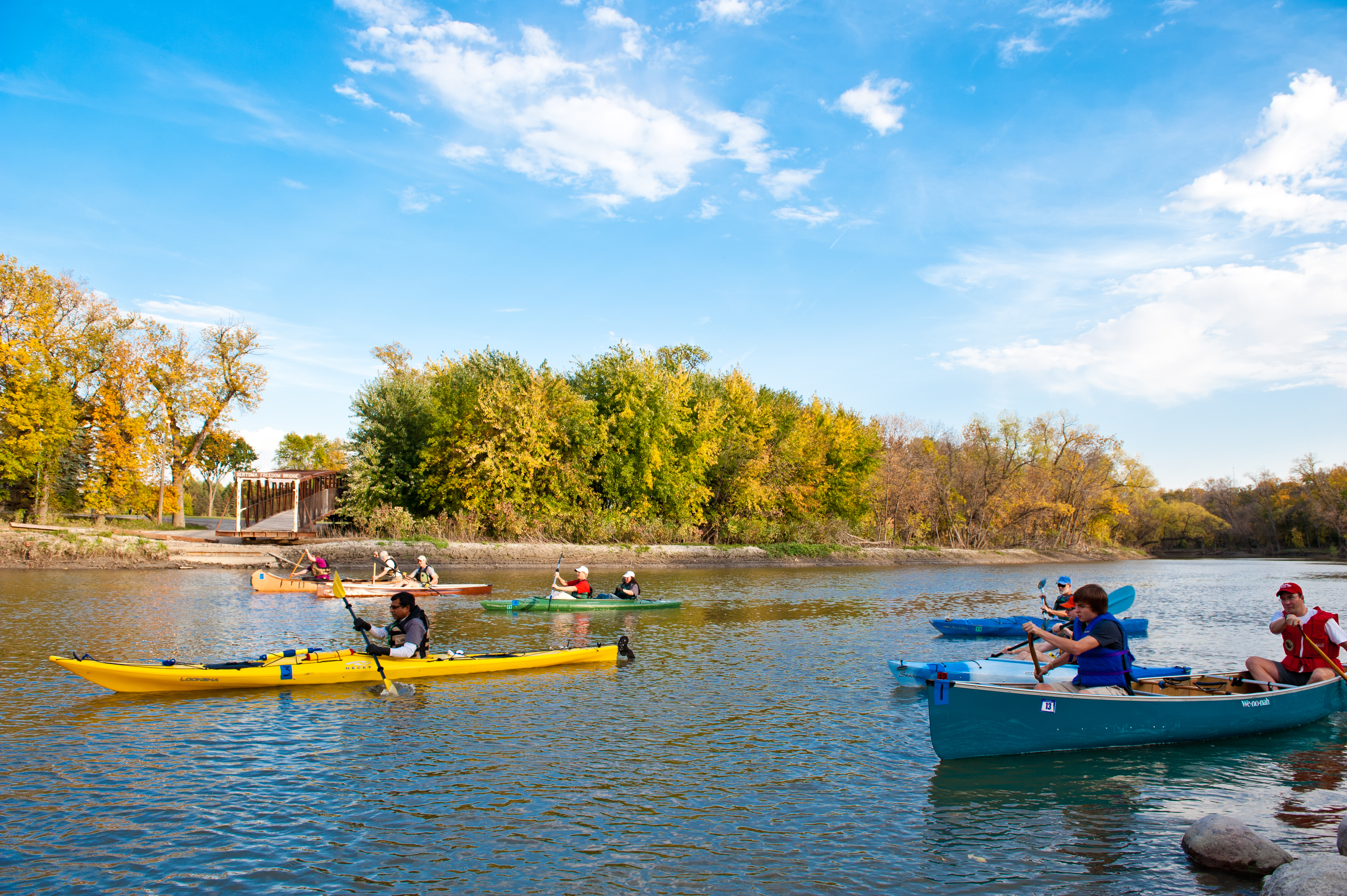 Race the Red_River Canoeing & Kayaking (11)