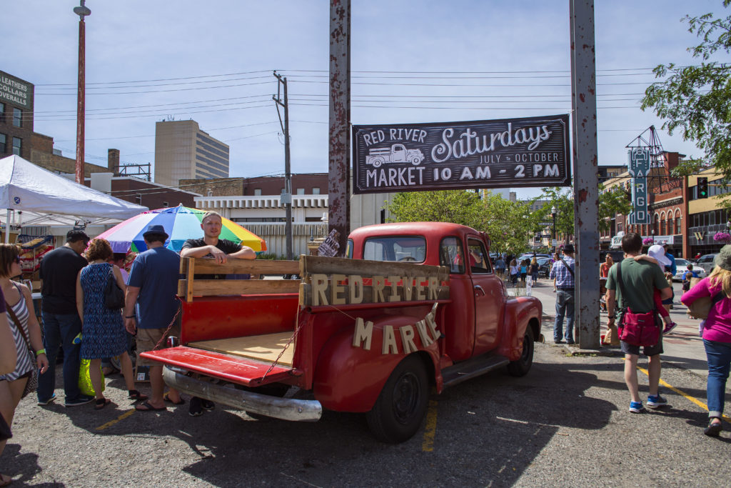Red River Market Downtown July 46