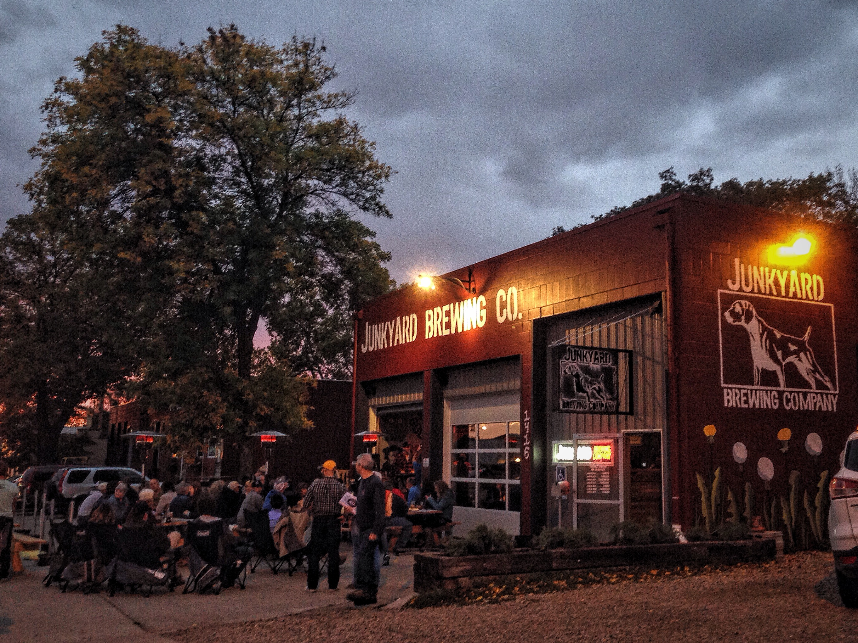 Fargo, Locally Brewed: Junkyard Brewing Company | Fargo-Moorhead