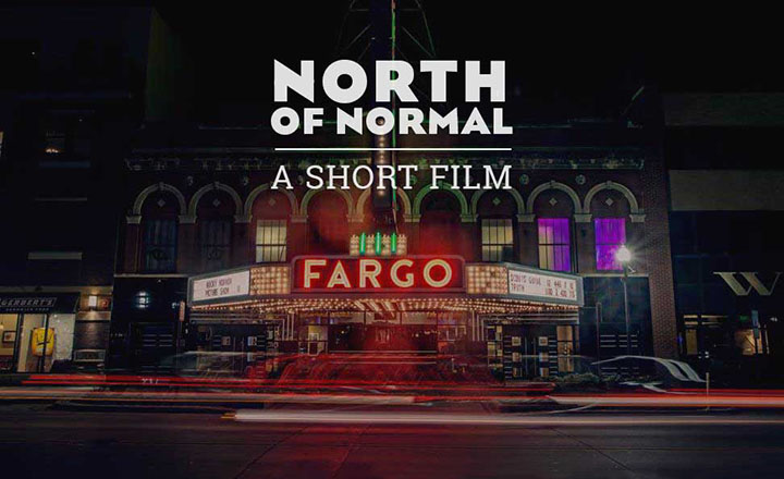 For a Midwestern city, Fargo's a little off-center.
