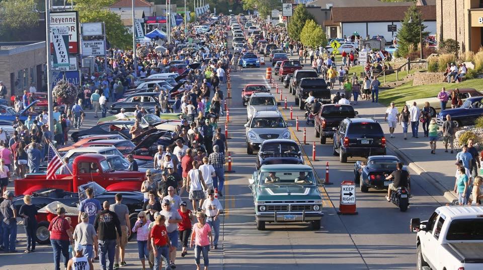 West Fargo Cruise Night 06 21 18 Fargo Moorhead