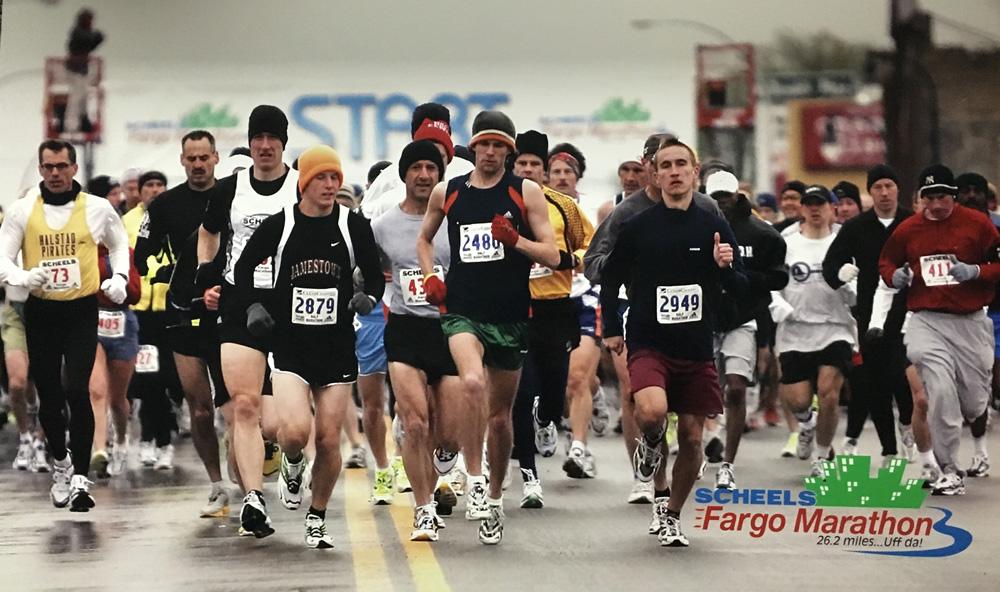 Fargo Marathon 2005