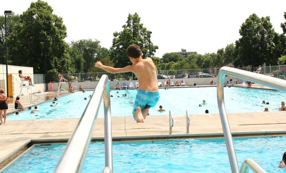 Free Pool Day At Madison Pool 07 02 18 Fargo Moorhead