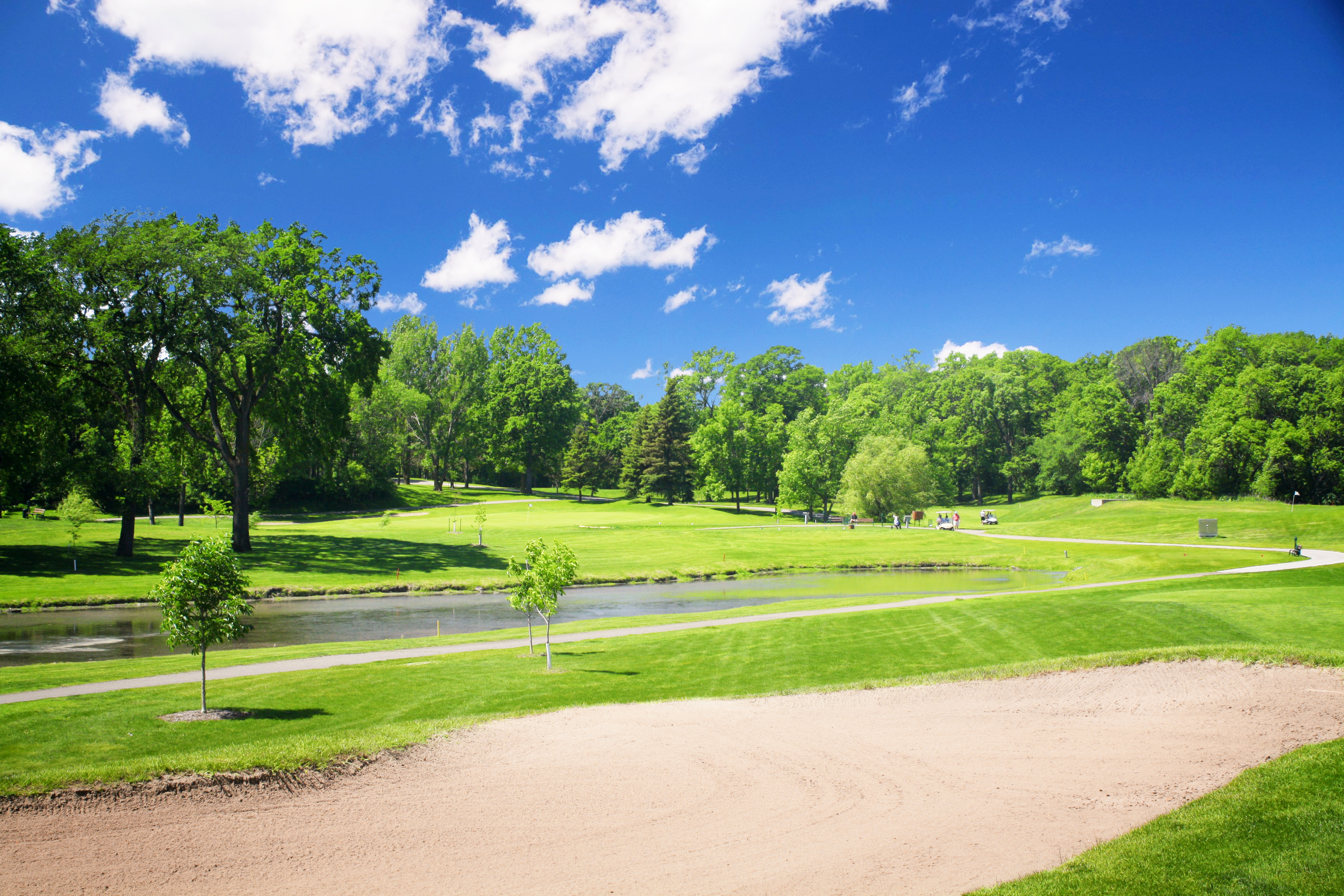 Edgewood Golf Course- Fargo golf course