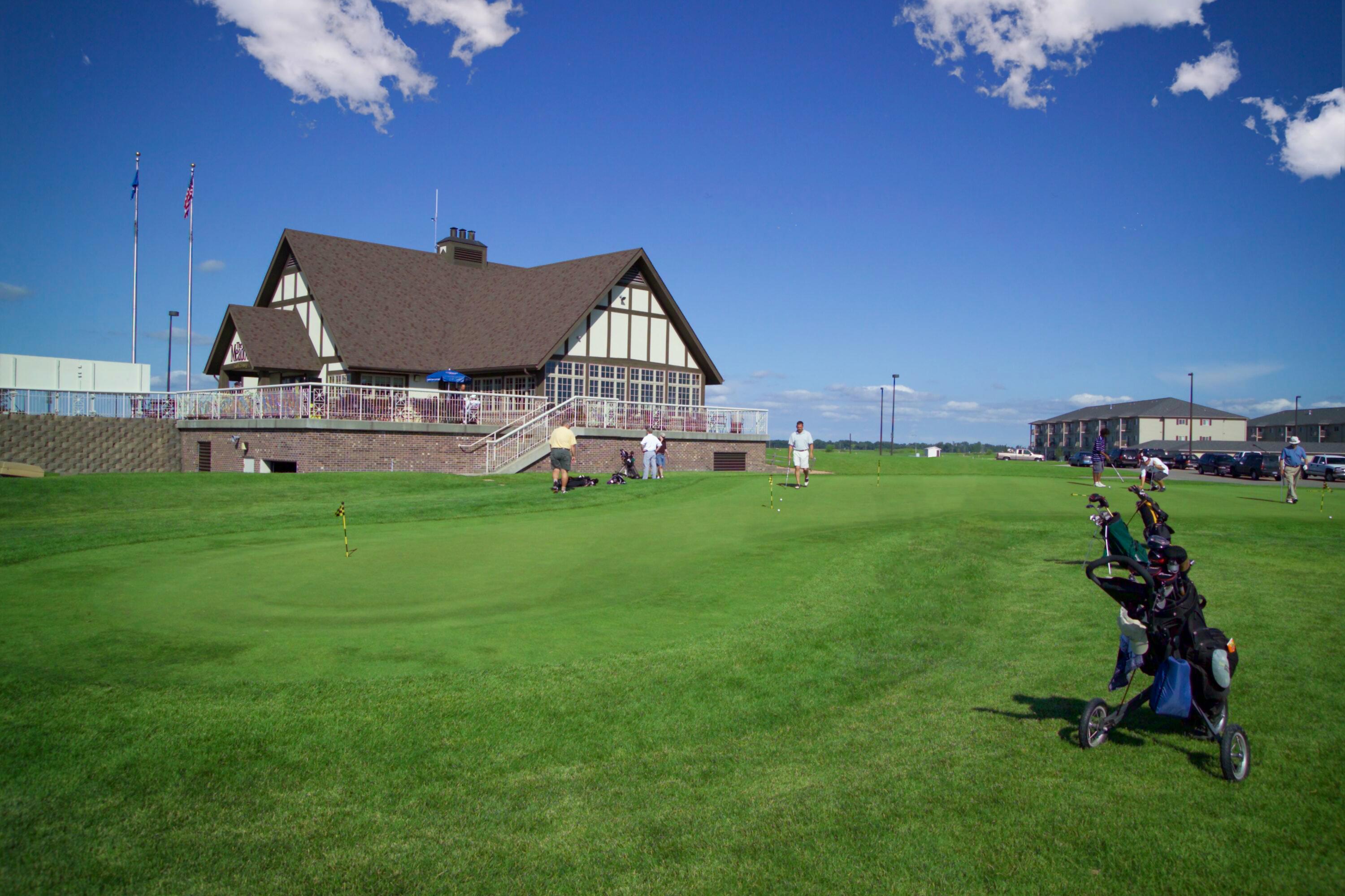 The Meadows Golf Course - Fargo golf courses