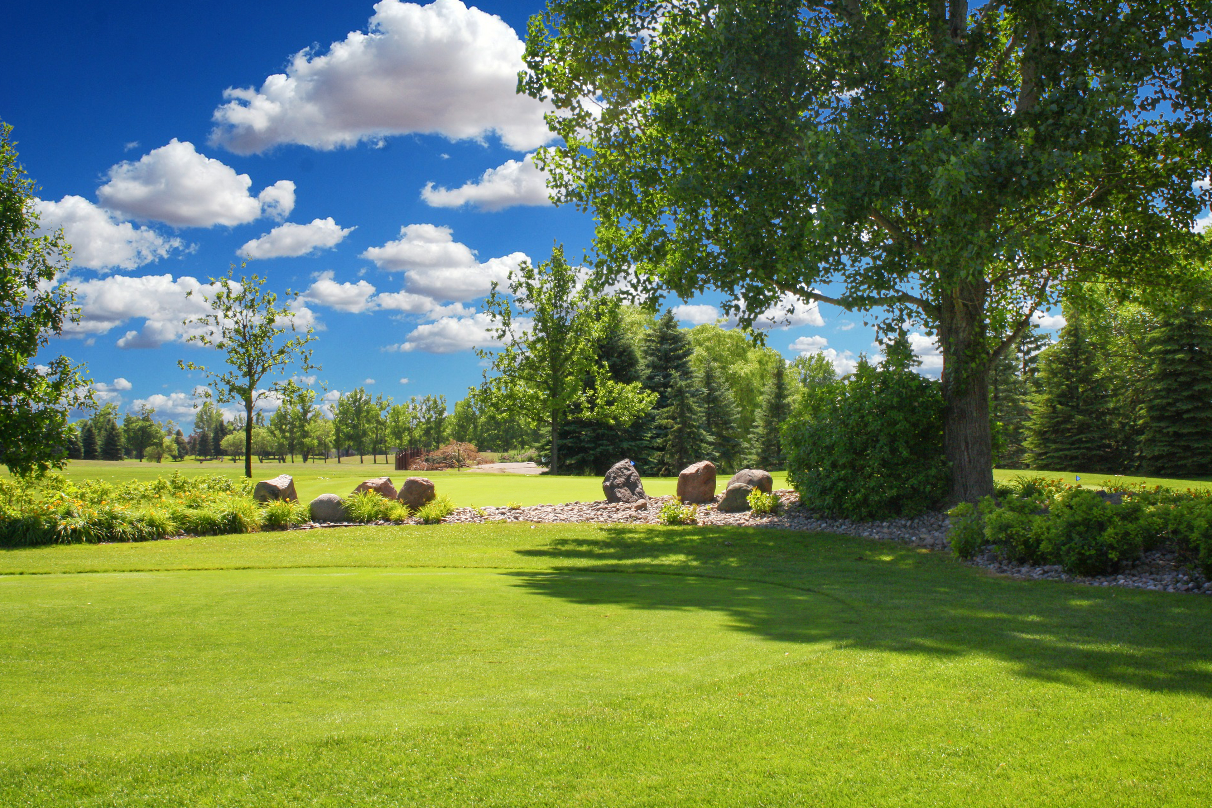 Prairiewood Golf Course - Fargo golf courses