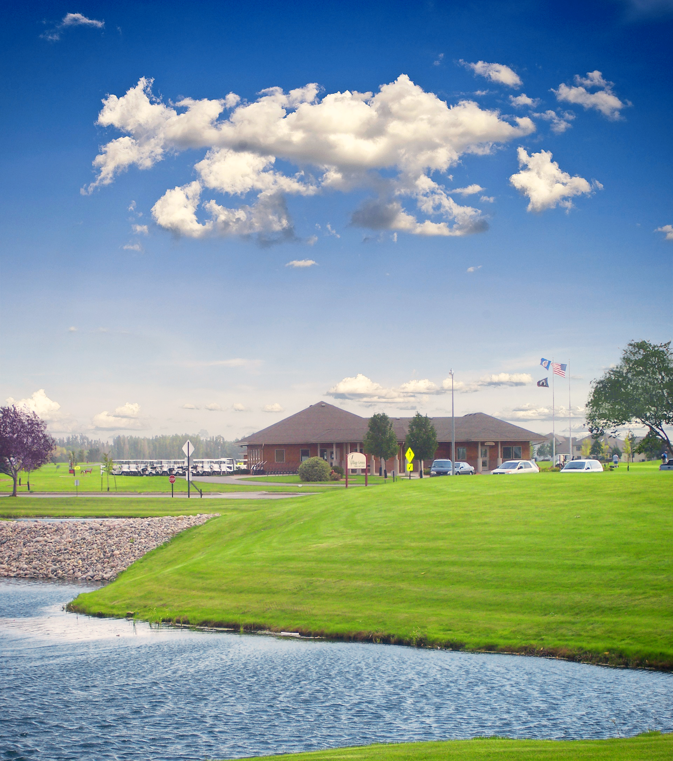 Village Green Golf Course - Fargo golf courses