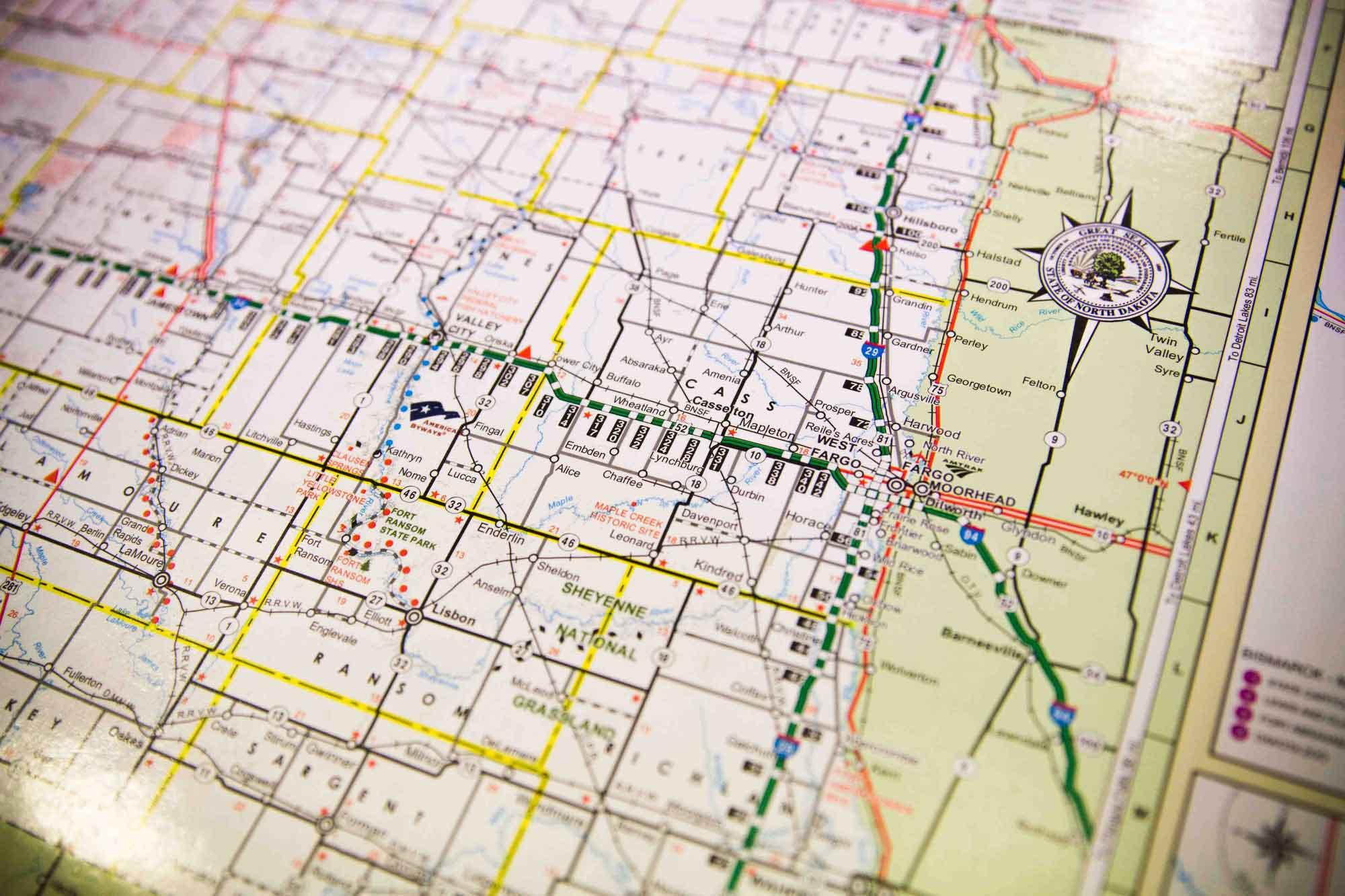 Getting to FargoMoorhead FargoMoorhead