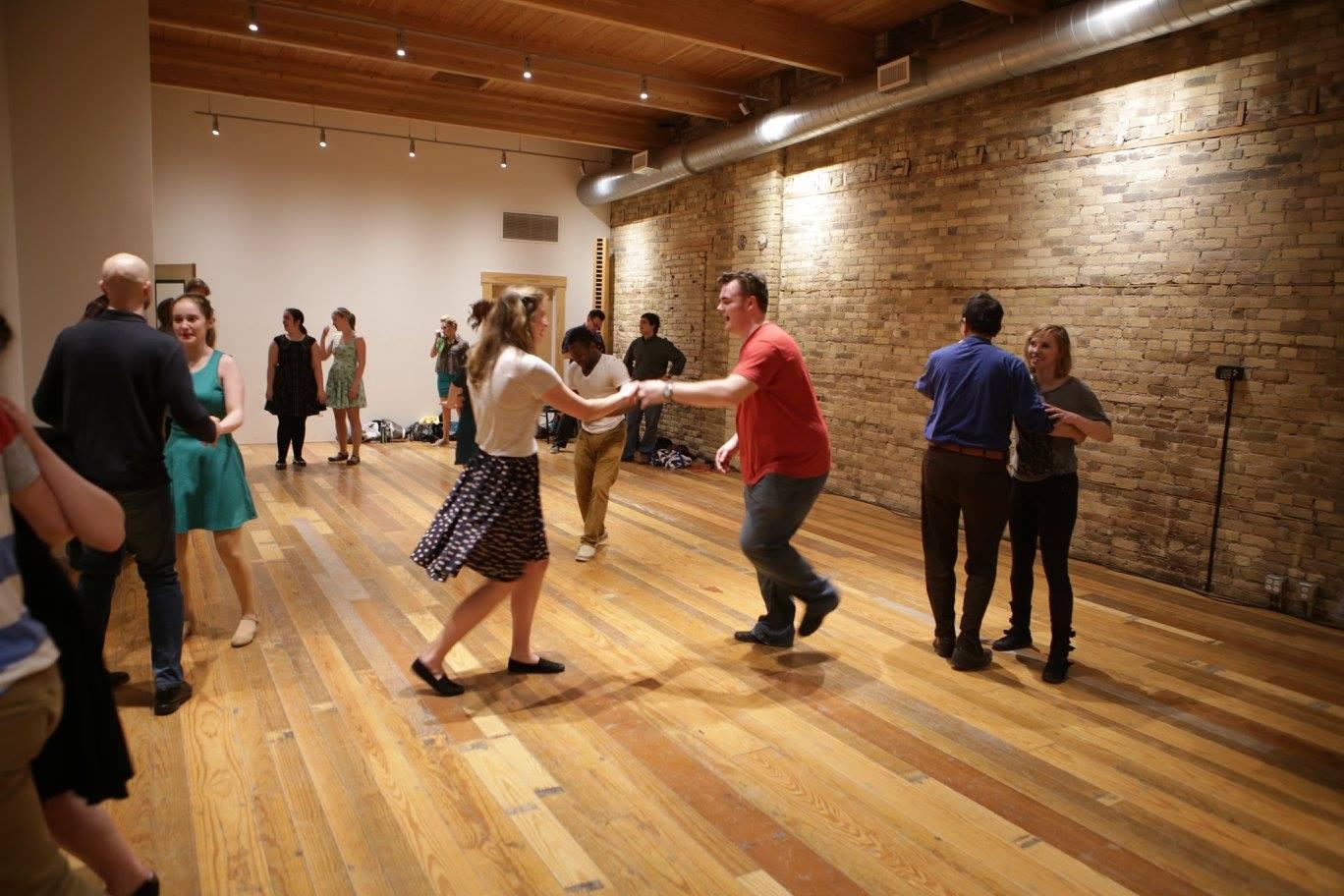 Basic Swing Dance Class 02 25 18 Visit Fargo Moorhead