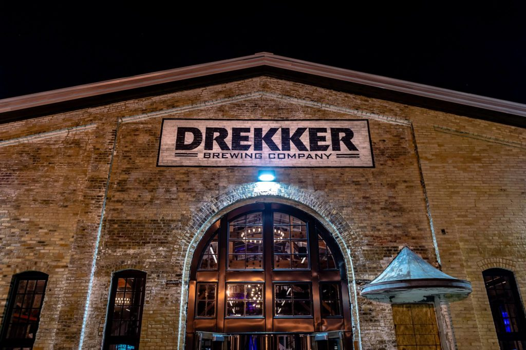 Dinner At Drekker Brewing S Brewhalla 10 08 18 Visit
