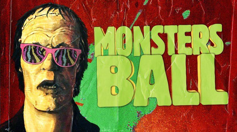 Halloween Monsters Ball dance event