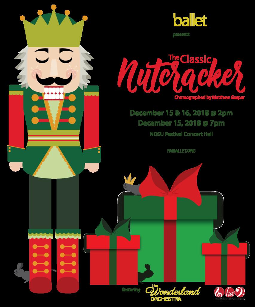 Fm Ballet Presents The Classic Nutcracker 12 15 18 Visit Fargo Moorhead