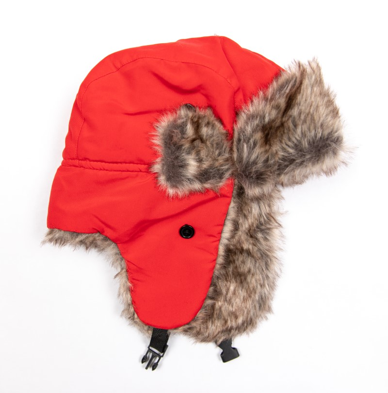 Woodchipper trapper hat from the movie Fargo