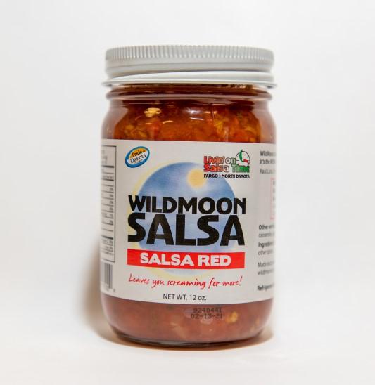 Wildmoon Salsa made in Fargo